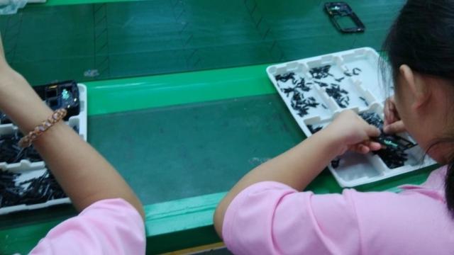 W fabrykach Samsunga wciąż pracują dzieci