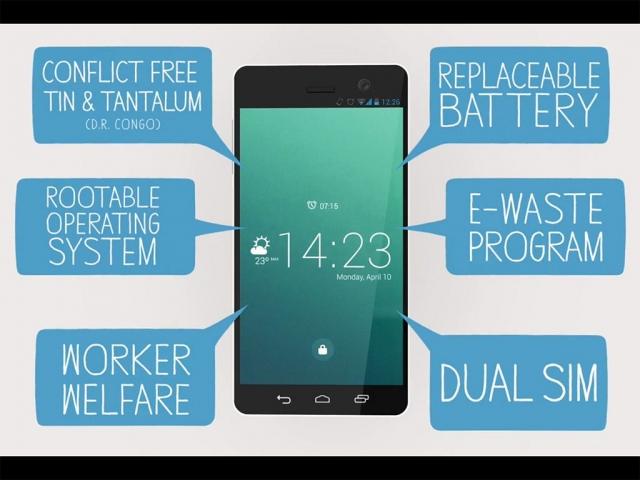 Fairphone – elektronika może być odpowiedzialna