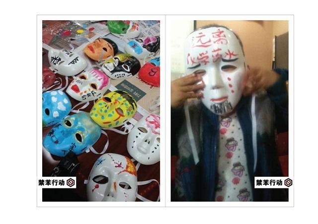 Labour Action China publikuje nowy materiał wramach kampanii Ban Benzene