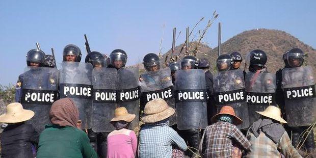 Myanmar: Zmowa zagranicznych koncernów wydobywczych, zamieszanych wpoważne nadużycia ibezprawne działania
