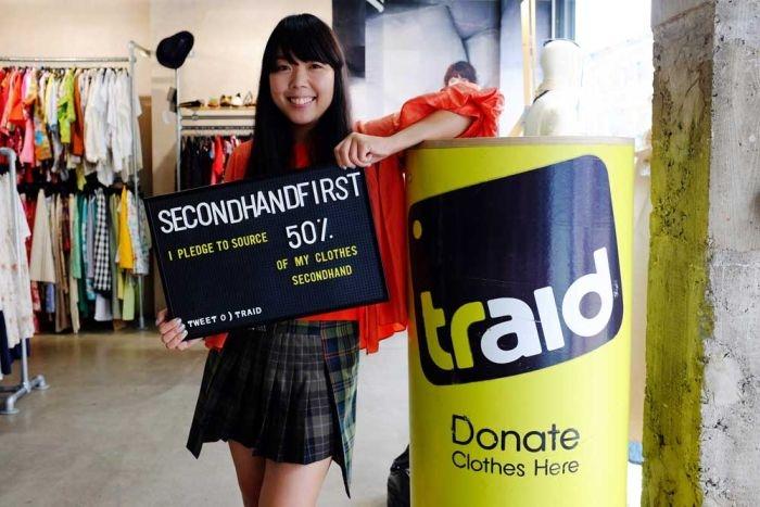 """Kampania Secondhand First lekarstwem na """"szybką modę""""?"""