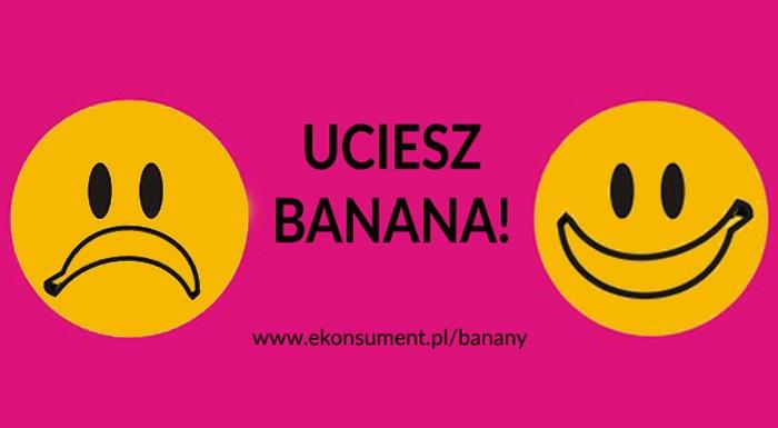 Uciesz banana! Sprawdź, jaka historia kryje się za przegiętym owocem.