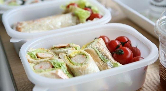 Szkodliwe substancje wtwoim lunch-boxie