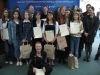 18 laureatów konkursu plastycznego odebrało dyplomy inagrody wUOKiK