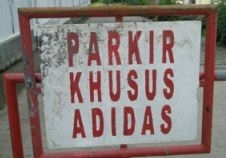 Pilny apel do Adidasa wIndonezji