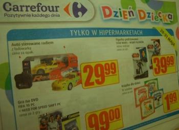 """Skłońmy Carrefour, aby """"Pozytywnie każdego dnia"""" nie było pustym sloganem!"""