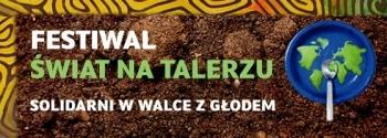Festiwal ŚWIAT NA TALERZU wWarszawie
