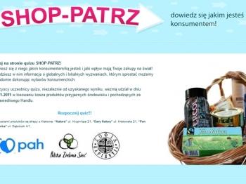 Quiz SHOP-PATRZ!