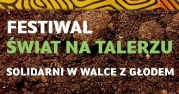 Festiwal ŚWIAT NA TALERZU wRzeszowie