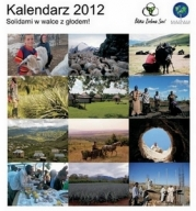 Zamów kalendarz Polskiej Zielonej Sieci na rok 2012