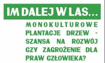 Dlaczego Mozambijczycy nie chcą szwedzkich lasów?