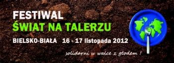 Festiwal ŚWIAT NA TALERZU wBielsku-Białej