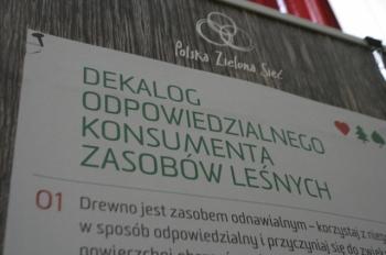 """Wyniki etapu wojewódzkiego konkursu """"Kupuj odpowiedzialnie drewno ipapier"""" już ogłoszone!"""