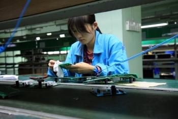 Głodowe pensje – powszechna praktyka przy produkcji elektroniki użytkowej
