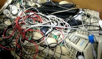 Firmy elektroniczne iodpowiedzialny recykling