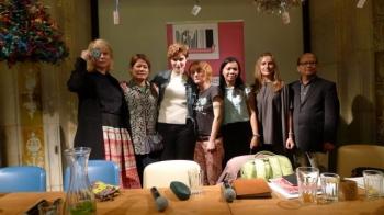 Wizyta działaczek przemysłu odzieżowego zKambodży. Relacja ze spotkań wPolsce