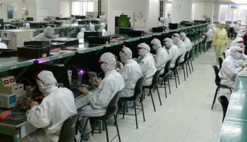 Epidemia nowotworów wchińskiej fabryce iPhone'ów