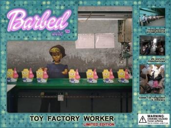 Barbie, Myszka Miki, Optimus Prime, Parowóz Tomek: kto jeszcze źle traktuje pracowników produkujących zabawki?