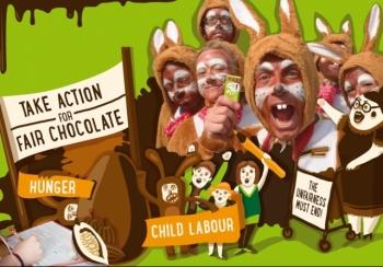 Twój Wielkanocny zajączek może być sprawiedliwy! – podpisz petycję Make Chocolate Fair!