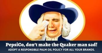 PepsiCo, nie zasmucaj pana Quaker'a!