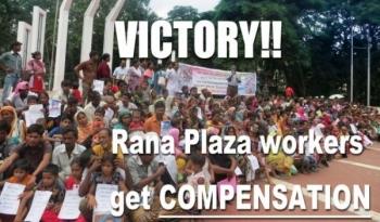 Zwycięstwo Kampanii Clean Clothes! Pracownicy Rana Plaza dostaną odszkodowanie!
