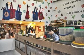 Kooperatywa Dobrze zbiera fundusze na otwarcie drugiego sklepu wWarszawie