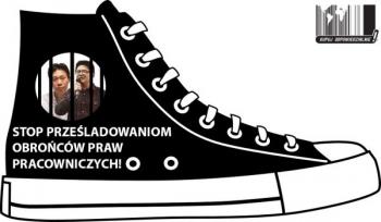 Wezwij firmy produkujące wLide Shoe Factory do wzięcia odpowiedzialności za prześladowania obrońców praw pracowniczych!