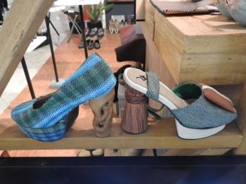 Risque Design - wyrzeźbione buty. Historia oświatozmieniaczach zFilipin.