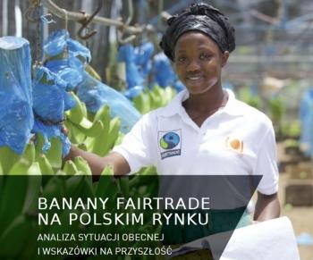 Banany Fairtrade wciągłej sprzedaży? Możliwości irozwiązania