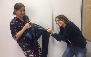 Jeansy dla lepszego świata!
