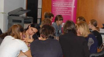 Krakowska młodzież chce zmian! Swoje postulaty przekaże europosłom wBrukseli