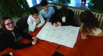 """Krakowska młodzież myśli ośrodowisku. Warsztat wramach projektu """"Moja rewolucja"""""""