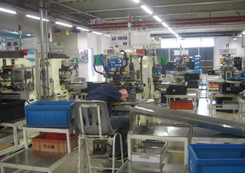 Fot. China Labor Watch