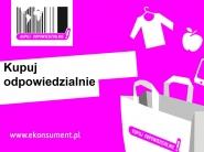 """Kupuj odpowiedzialnie - prezentacja z kursu e-learning """"Kupuj odpowiedzialnie ubrania i elektronikę - jak uczyć o odpowiedzialnej konsumpcji"""""""